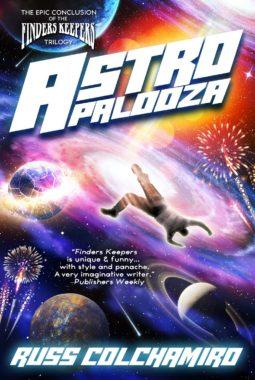 Astropalooza by Russ Colchamiro