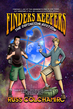 Finders Keepers Definitive Edition Front Cover