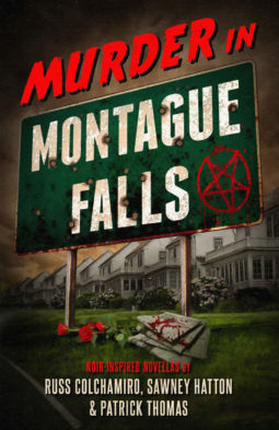 Murder in Montague Falls cover
