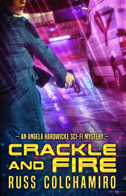 Crackle & Fire front cover