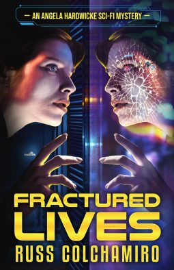 Fractured Lives Book Cover Russ Colchamiro